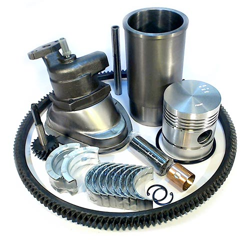 Click here to see engine lower components in our eBay Store