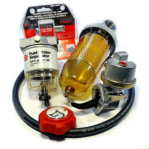 Click here to see fuel system components in our eBay Store