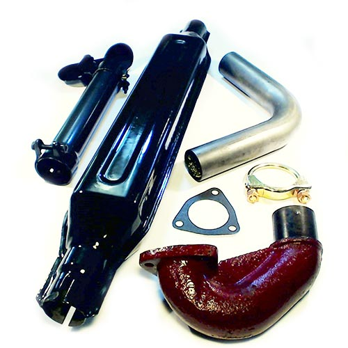Click here to see exhaust components in our eBay Store