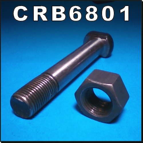 Wagga Tractor parts - CRB6801 Con Rod Bolt & Nut Perkins 3