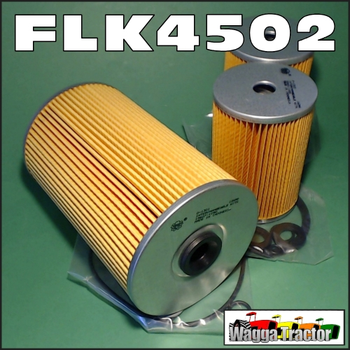 Wagga Tractor parts - FLK4502 Oil Fuel Filter Kit Iseki SX95