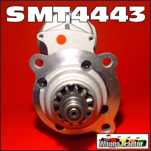 Wagga Tractor parts - SMT4443 Starter Motor International IH