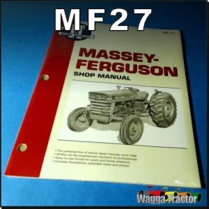 wagga tractor parts mf 100 series rh waggatractorparts com Chamberlain Garage Door Opener Manual Haynes Workshop Manuals