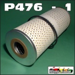 P476 Cartridge Oil Filter Bedford Truck with 250, 292 Mexican Chev Engine