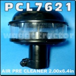 PCL7621 Air Intake Pre Cleaner Precleaner 2.00in 51mm ID Inlet MF Ford