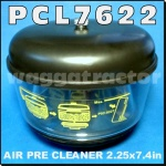 PCL7622 Air Intake Pre Cleaner Precleaner 57mm 2.25in ID Ford JD MF Tractor