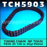 TCH5903 Timing Chain Massey Ferguson TEA20 Tractor & MF 35 135 w 4Cyl Petrol Eng