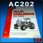 AC202 Workshop Manual Allis Chalmers D19 D21 190XT Tractor plus 7010 7030 & 7060 7080