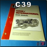 C39 Workshop Manual International Case-IH 385 485 Tractor & 585 685 885 Tractor