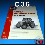 C36 Workshop Manual JI Case David Brown DB 1190, 1194, 1290, 1294, 1390, 1394, 1490, 1494, 1594, 1690 Tractor