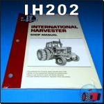 IH202 Workshop Manual International IH 684 784 Tractor 686 1466 1486 1566 1586