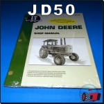 JD50 Workshop Manual John Deere JD 4030 4230 4430 4630 Tractor
