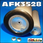 AFK3528 Air Filter Element Kit Ford 6610, 6710, 6810, 7000, 7610, 7700, 7710, 7810, 7910, 8210, 8401, 8530, 8600, 8700, TW5 TW10 Tractor
