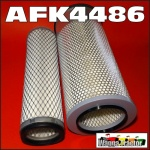 AFK4486 Inner Outer Air Filter Kit International IH 696 766 786 866 886 Tractor