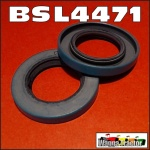 BSL4471 2x Brake Pedal Cross Shaft Seals International IH Super AW6, AWD6, AW7, AWD7, A554, 564, 564B Tractor