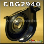 CBG2940 Driveshaft Centre Bearing Dodge AT4 D5N 6/7 Truck & IH ACCO w 40mm ID bg