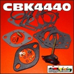 CBK4440 Carburettor Kit International IH AL160 AL162 Truck with Carter YF Single Barrel Carby