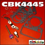 CBK4445 Carburettor Kit International IH AB C D Line Truck with single Stromberg BXUV-3 Carby