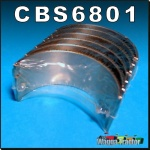 CBS6801 Con Rod Bearing Set Massey Ferguson MF 35 135 Tractor w Perkins 152 3Cyl