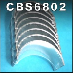 CBS6802 Con Rod Bearing Set Massey Ferguson MF 65 165 (LH) Tractor w Perkins 192 203D 4Cyl Engine