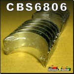 CBS6806 Con Rod Bearing Set Chamberlain C670 Tractor w Perkins 6-306 Engine Std