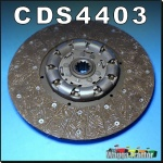 CDS4403 Clutch Disc International A554 564 Ag Tractor IH 766 786 12in 1.3/16-11T