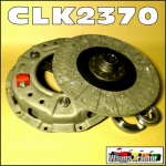 CLK2370 Clutch Kit Chamberlain Champion 6G, 9G, 236, 306, C670 Tractor, Countryman 6, Mark III, 354, C6100 Tractor, and 3380 4080 4280 Sedan Tractor, plus Mk2, Mk3-236, Mk4 Industrial Loader all with Organic Disc
