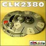 CLK2380 Clutch Kit Chamberlain Countryman 354, C6100 Tractor, and 4080, 4280, 4480 Tractor, plus Mk3-236, Mk4 Industrial Loader all with Ceramic Disc