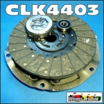 CLK4403 Clutch Kit International IH A554, 564 Agricultural Tractor with 12.0in 11 Spline Organic Disc