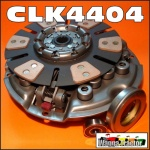CLK4404 Clutch Kit International IH A554, 564 Agricultural Tractor with 12.0in 11 Spline Disc and 6 Ceramic Buttons