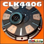 CLK4406 Clutch Kit International IH 696, 706, 756, 766, 786, 856, 866, 886 Tractor with 12.0in disc and 6 Ceramic Buttons