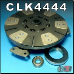 CLK4444 Clutch Kit International 574 674 Tractor & IH 584 684 11in Ceramic Disc