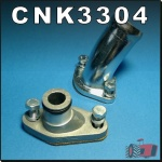 CNK3304 Water Pump Adaptor Kit Fiat 450 540 640 900 Tractor