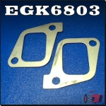EGK6803 2x Exhaust Manifold Gaskets Chamberlain 236, IH 475, MF 168 175 178 188 Tractor with Perkins 212 236 248 Engine