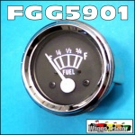 FGG5901 Fuel Level Gauge David Brown DB 770, 780, 880, 885, 990, 995, 996 1200, 1210, 1212, 1410, 1412 Tractor, and Massey Ferguson MF 165, 168, 175, 178, 185, 188 Tractor