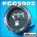 FGG5902 Fuel Level Gauge David Brown DB 770, 780, 880, 885, 990, 995, 996 1200, 1210, 1212, 1410, 1412 Tractor, and Massey Ferguson MF 135, 148 Tractor