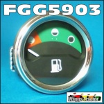 FGG5903 Fuel Level Gauge Massey Ferguson MF 230, 235, 240, 250, 253, 265, 275, 285, 290, 298, 550, 575, 590, 595, 2775, 2805 Tractor