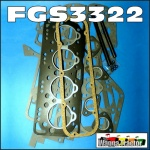 FGS3322 Full Gasket Set Fiat 411R 415 Tractor with 615D 615000 Diesel Engine