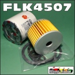 FLK4507 Oil Fuel Filter Kit Iseki TS3510 TS4010 TS4510 Tractor
