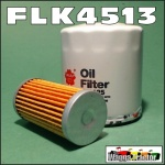 FLK4513 Oil Fuel Filter Kit Iseki TF317 TF321 TF325 TG5330 TH4290 TH4330 TM217 TM223 TM3200 TM3240 TU318 TU320 Compact Tractor, and Iseki SF230 SF300 SF303 SF310 SF330 SF333 SXG22 SXG22H SXG326 SZ330 Mower