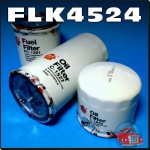 FLK4524 Oil Fuel Filter Kit Holden Jackaroo with Isuzu 3.0L 4JX1 Diesel Engine