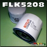 FLK5208 Oil Fuel Filter Kit Kubota L2050 L2350 Tractor all with spin-on fuel filter