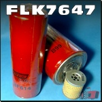 FLK7647 Oil Fuel Filter Kit Steiger Cougar & Panther Tractor w Cat 3406 Engine
