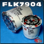 FLK7904-C Oil Fuel Filter Kit Toyota Landcruiser w 2H Diesel Engine & w Spin-On SK