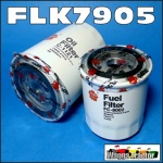 FLK7905-C Oil Fuel Filter Kit Toyota Hilux Landcruiser w 2L 3B 13BT 4Cyl Diesel SK