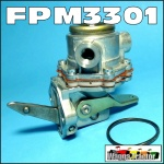 FPM3301 Fuel Lift Pump Fiat 450, 470, 480, 500, 540, 550, 580, 600, 640, 680, 780, 466, 566, 666, 766, 45-66, 55-66, 60-66, 65-66, 70-66, 80-66, 55-90, 60-90, 65-90, 70-90, 80-90, 85-90 Tractor