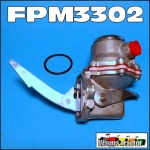 FPM3302 Fuel Lift Pump Fiat 750, 850, 880, 880-5, 980,1000, 1000S, 1180, 90-90, 100-90 Tractor