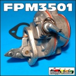 FPM3501 Fuel Lift Pump Fordson Super-Major Tractor and Ford 2000, 3000, 4000, 5000, 5600, 5610, 6600, 6610, 6700, 6710, 7000, 7600, 7610, 7700, 7710, 7910, 8000, 8210, 8401, 8600, 8700, 9000, 9600, 9700, TW5, TW10, TW15, TW20, TW25, TW30, TW35 Tractor