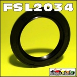 FSL2034 Front Timing Cover Seal JI Case 580 580B 580C 580D Loader Tractor G188D G207D 4-Cyl Diesel Engine