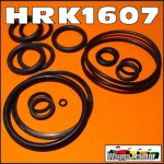 HRK1607 3PL Hydraulic Ram Seal Kit Belarus 250 252 400 420 560 562 570 572 611 800 820 900 920 1050 1052 Tractor all with 75mm Cylinder
